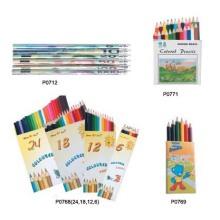 Color Pencil Pencil Set for Kids Promotion Pencil