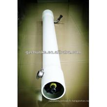 Logement facile de membrane de RO de Chunke 4inch d'opération pour l'eau potable