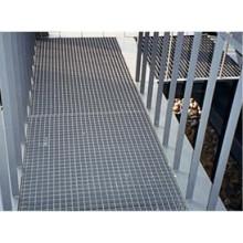 Galvanized Treadboard-Made of Steel Grating
