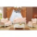 Canapé en cuir véritable pour les meubles de salon (D992)