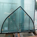 Custom Size Tempered Lowe Insulated Glass Panels