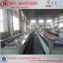 WPC profile making machine/window ,door profile making machine