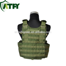 New arrival army jacket molle system military tactical vest plate carrier bulletproof vest prices