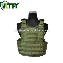 Nova chegada exército jaqueta molle sistema tático militar colete placa transportadora à prova de balas colete preços