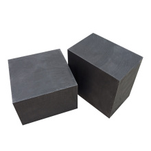 50PPM Low Ash Iron Casting electrolysis graphite block