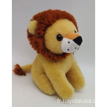 Peluche animal sauvage en peluche Lion