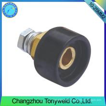 10-25mm2 TIG welding panel socket