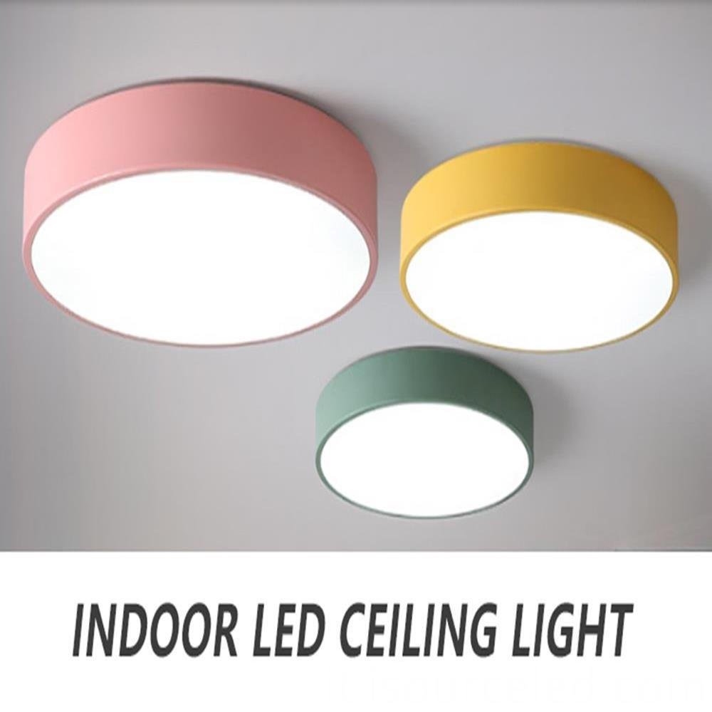 27K-60K are led ceiling lights dimmable 35W round