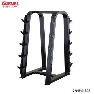 Ganas Luxury Gym Equipment Barbell-rek