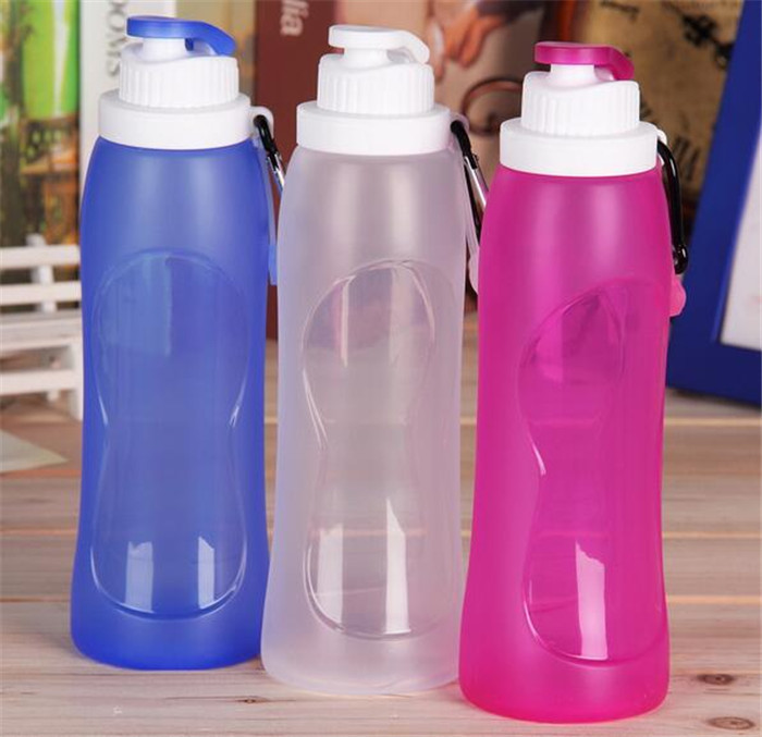 Foldable Bottle for Running