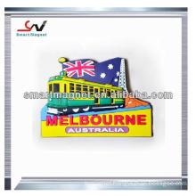 various cheap nice souvenir 3D fridge magnet