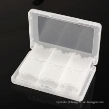 Protable 28in1 Game Card Case Holder Cartucho Box para Nintendo 3DS xl DSL DSi DSi LL Alta qualidade