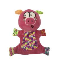 Ручная Кукольная Свинья Слива Фиолетовая