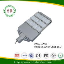 Luz de estrada exterior 90W / 100W do gramado da rua do parque do diodo emissor de luz do CREE
