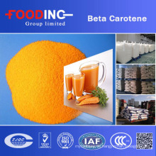 Food and Pharm Grade 100% Pure Karotten Extrakt Beta Carotin 96%