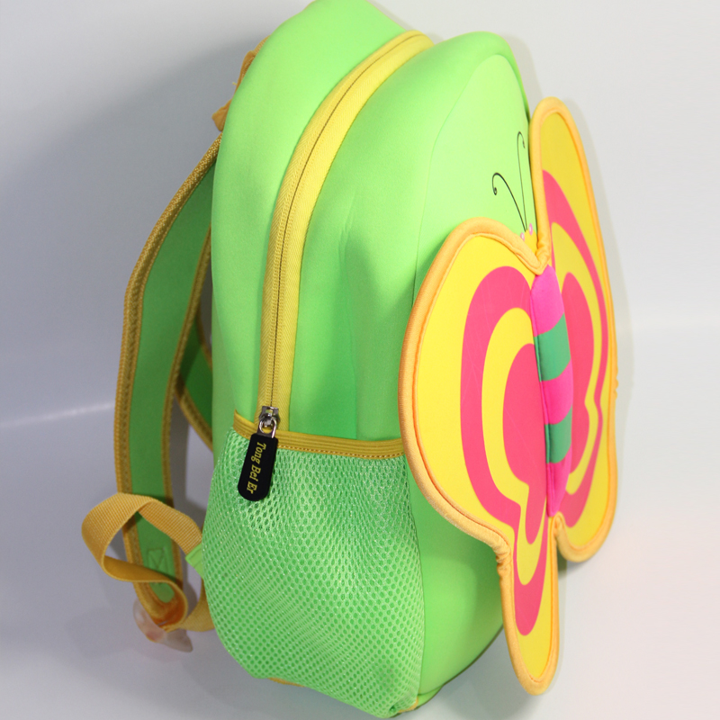 Cartoon school backpack