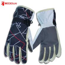 Winter Snowboard Men′s Protective Ski Winter Gloves