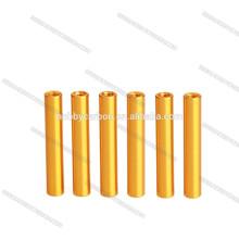 SP049 aluminium de haute qualité ronde entretoise taille M3 CNC aluminium entretoise / pilier vis fournisseur en Chine