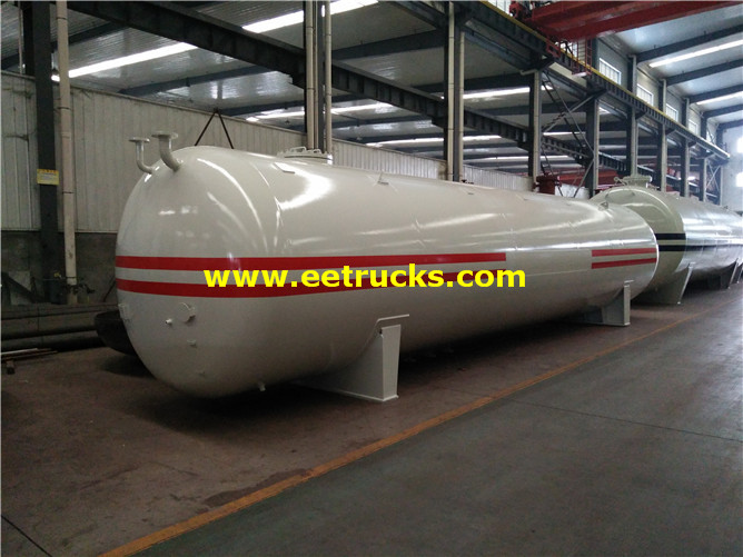 10000 Gallons LPG Gas Storage Tanks
