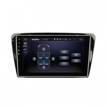 Octavia 2014-2015 android DVD player 5.1 system