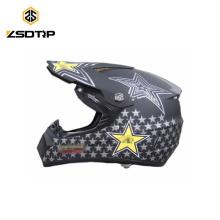 SCL-2016040081 Universal Motocross Capacete Moto Casco Motocicleta Casque Capacete Da Bicicleta Da Sujeira Capacete Off-Road com ML XL XXL