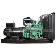 Generador diesel de 800kw fijado con el motor de Wandi.
