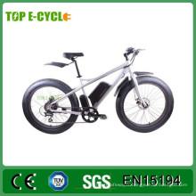 TOP / OEM vente chaude pas cher bafang mid-drive moteur gros pneu pas cher vélo électrique