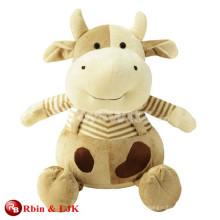 Benutzerdefinierte Werbe-schöne Plüsch Kuh Spielzeug
