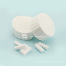 Cheapest prices for High quality Medical/Dental cotton rolls with 100% cotton