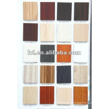 12mm double sides melamine covered mdf