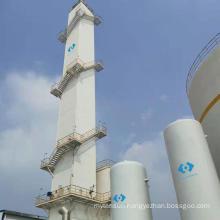 Cryogenic Liquid Air Separation Unit Oxygen Generator Plant