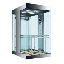 Dsk 6 Person Glass Panoramic Sightseeing Elevator