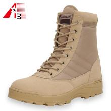 Военный ботинок боевой армии пустыни Высокой лодыжки