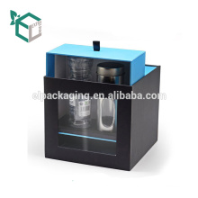 Shiny Cardboard Cosmetic Packaging Box For Sale