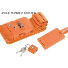 Tsa correa de bloqueo, cinta de bloqueo, Combinaton Lock Al-1063