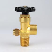 CGA580 valve CO2 Oxygen Nitrogen gas cylinder valve Made In brass
