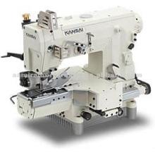 Kansai Special DX SERIES - Agujas múltiples, máquina de coser de doble cadeneta