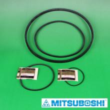Mitsuboshi Cinto de poliuretano de grande angular V-Belt POLYMAX. Feito no Japão (correia de distribuição automática da porta)