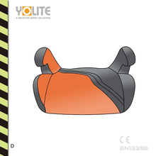 Booster Cushions and Safety Booster Seats with Ecer44/04