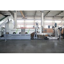 Plastic Pelletizing Machine and Extruding Granulator for Recycling
