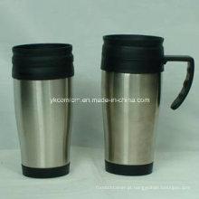 Copo de café térmico com custo barato de 14 oz
