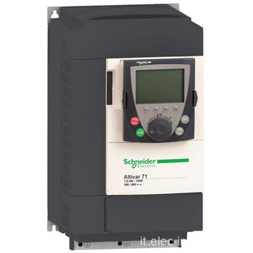 Inverter Schneider Electric ATV71HU75N4Z