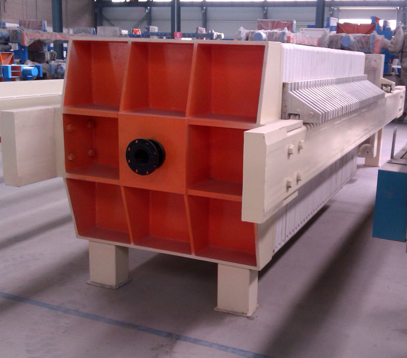 Filter-press-machinery