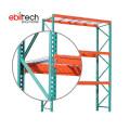 Ebil Metal Logistic Warehouse Storage Use Us Teardrop Pallet Racking System