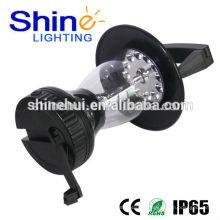 Batería de níquel-cadmio cargador solar de la radio de la linterna, fabricantes solares de las linternas solares