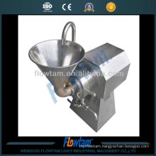 almond milk making machine horizontal colloidal mill                                                     Quality Assured