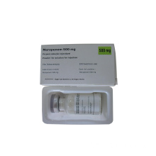 GMP Meropenem pour injection 500 mg