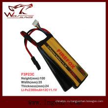 2300mAh аккумуляторная Firefox 11.1V 12 c Li-Po батарея Li-Polymer