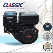 CLASSIC CHINA 170f Motor de 4 tiempos, motores de gasolina pequeños refrigerados por aire Inicio eléctrico, bombas de agua Motor de gasolina