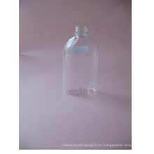 120ml lavado a mano claro Pet botella sin bomba de Loiton